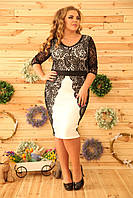 Платье Эрбиль большого размера 48-94 батал