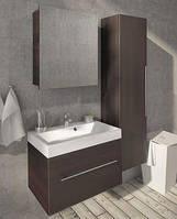 Комплект мебели в ванную Corsica 70 венге Буль-Буль