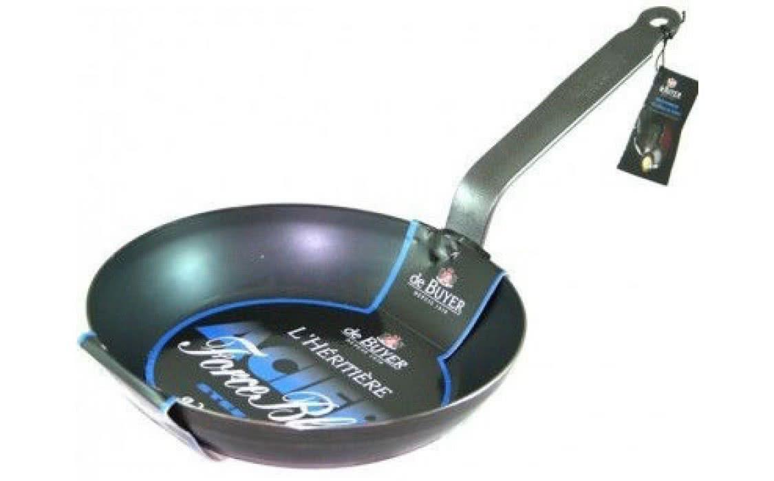 Сковорода De Buyer Force blue 28 см (5300.28)