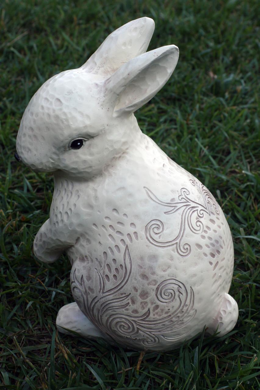 Кролик ажурний H-25см