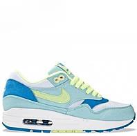 "Кроссовки Nike Air Max 87 ""Premium Julep Liquid Lime/White"" Арт. 1013"