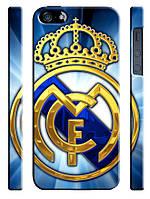 Чехол для iPhone 4/4s/5/5s/5с, Реал Мадрид, Испания