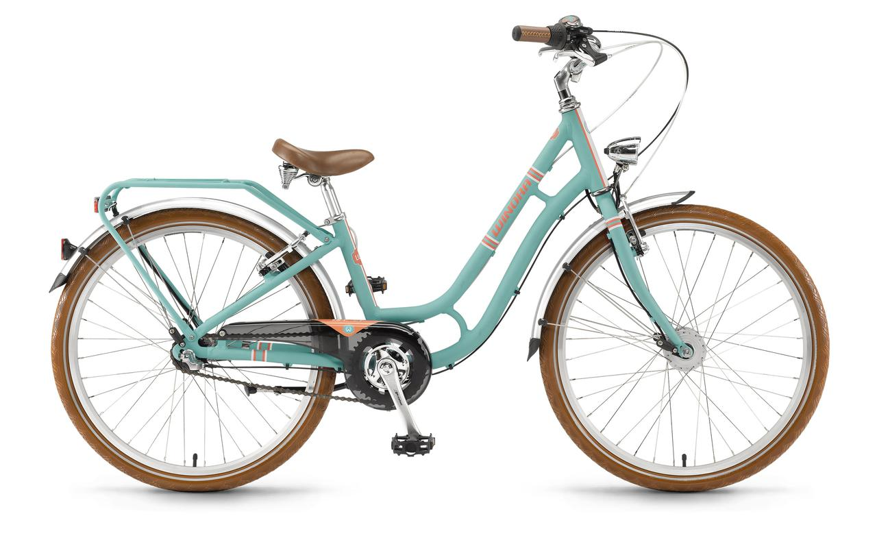 """Велосипед Winora Lilou 24"""" 3s Nexus, рама 32см, 2018"""