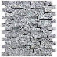 Плитка талькомагнезит мозаика - рваный камень