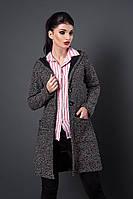 Кардиган мод 257-1 размеры 46 серый