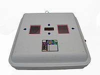Инкубатор Рябушка Smart Plusавтоматический, цифровой, керамический тэн с вентилятором, сетка
