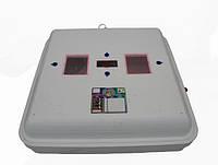 Инкубатор Рябушка Smart Plus автоматический, цифровой, керамический тэн с вентилятором, лоток, фото 1