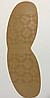 Подметка резиновая Vioptz цв. бежевый, фото 3
