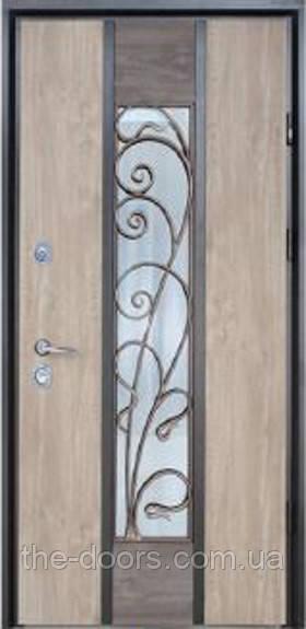 Двери входные STRAJ Proof модель Мелодия