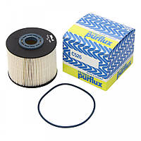 Фильтр очистки топлива Purflux c526 для автомобилей Citroen, Peugeout, Ford, Volvo, Fiat