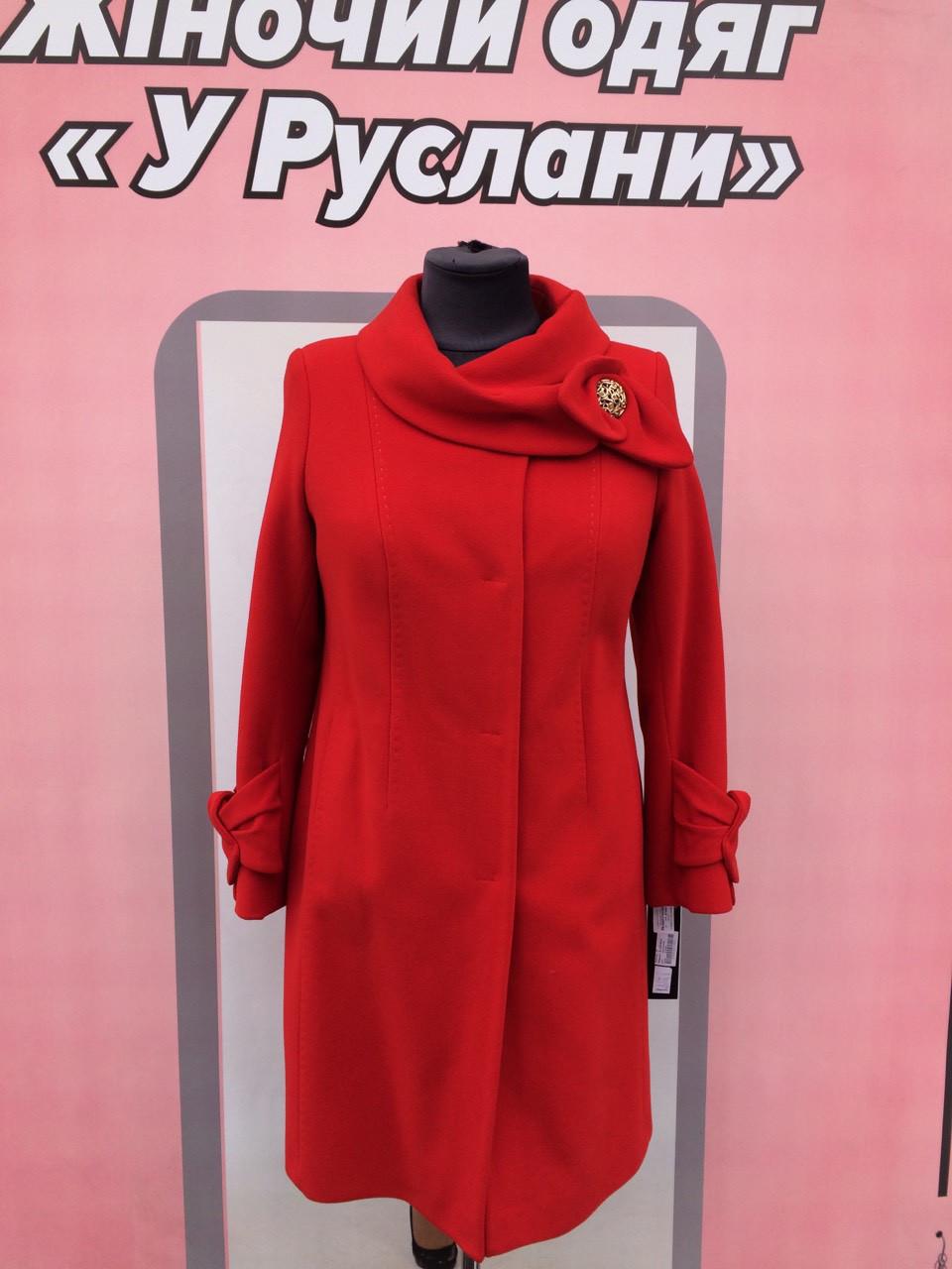 Пальто женское утепленное  Almatti модель З-1514