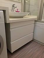 Корпусная мебель для ванных комнат