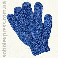 Перчатки синтетические для купания