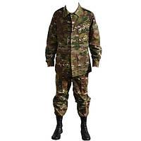 Камуфляж НАТО MULTICAM мультикам (лето)