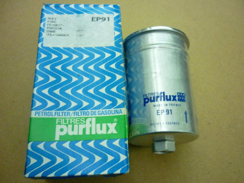 Фильтр очистки топлива Purflux ep91 для автомобилей Kia, Mitsubishi, Toyota