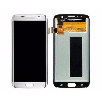 Дисплей модуль Samsung G935F Galaxy S7 EDGE в зборі з тачскріном, білий