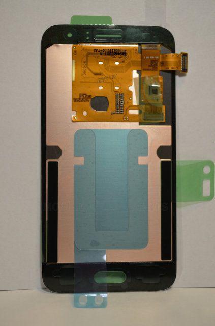 Дисплей модуль Samsung J120h Galaxy J1 (2016) #GH97-18224A в зборі з тачскріном, білий