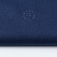 Бязь однотонная темно-синего цвета ( № 313)