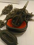 КАРПОВАЯ КОРМУШКА МЕТОД Arc Флэт ( METHOD ARC FLAT) 30 грамм + пластиковая пресовалка с кнопкой., фото 4