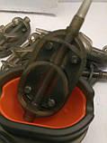 КОРОПОВА ГОДІВНИЦЯ МЕТОД Arc Флет ( METHOD ARC FLAT) 30 грам + пластикова пресовалка з кнопкою., фото 3