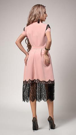 "Шикарное платье  ""Вилена"" размер 44,46,48,50,52 мята, фото 2"