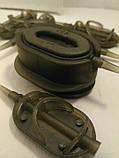 КОРОПОВА ГОДІВНИЦЯ МЕТОД Arc Флет ( METHOD ARC FLAT) 30 грам + пластикова пресовалка з кнопкою., фото 2
