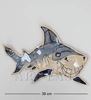 Настенное панно Акула 39 см BS-188