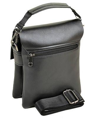 Мужская сумка-планшет DR. BOND 305-2 black, фото 2