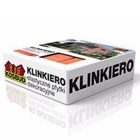 Гибкая плитка KLINKIERO ROMA (240*67мм), коробка (52шт)