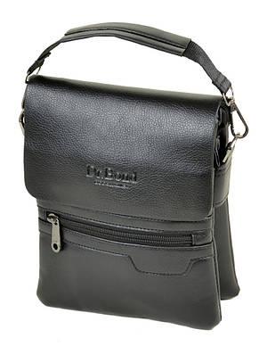 Мужская сумка-планшет DR. BOND 303-2 black, фото 2