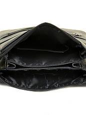 Мужская сумка-планшет DR. BOND 303-2 black, фото 3