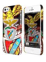 Чехол для iPhone 4/4s/5/5s/5с, Бенфика Португалия