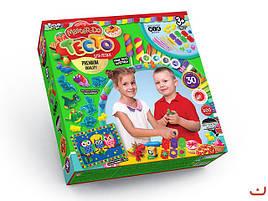 Творческий набор Тесто для лепки  рус коробка 30 цветов*20г