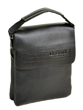Мужская сумка-планшет DR. BOND 208-1 black, фото 2