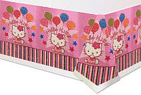 """Скатерть полиэтиленовая """"Hello Kitty"""""""
