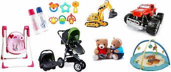 Іграшки для малюків
