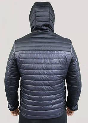Мужская демисезонная спортивная куртка весна осень, фото 2
