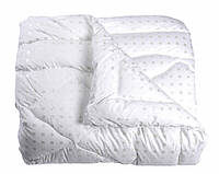 Одеяло из искусственного лебяжьего пуха чехол тик теплое 172х205 см