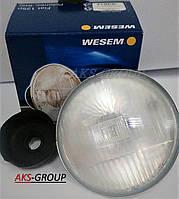 Фара дальнего света Ø 144 мм на ВАЗ 2106, 2103 Wesem RE.02807