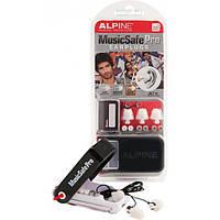 Профессиональные беруши для музыкантов, ALPINE Dj's Musicsafe Pro (3 фильтра), фото 1