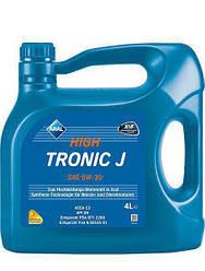 ARAL HIGH TRONIC J 5W-30 208л