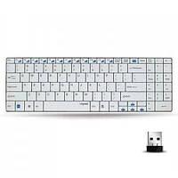 Клавиатура Rapoo E9070 wireless White
