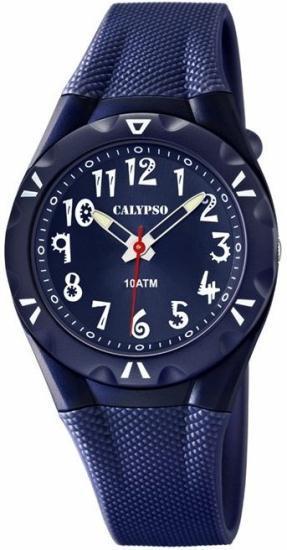 Детские часы Calypso k6064/3 кварцовые с аналоговым дисплеем