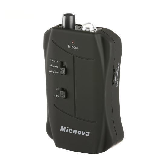 Датчик Lightning/движение/звук Micnova MQ-VTC для фотокамер Canon DSLR (B01IQXN2)