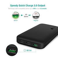 Зарядное устройство 21000mAh EC Technology PowerBANK Extremely  black