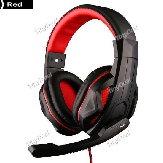 Игровые наушники с микрофоном OVANN X2  продажа 8df8eef09fb41