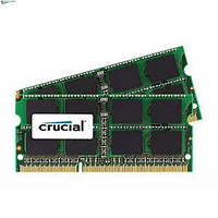 Модуль памяти CRUCIAL SoDIMM for Mac, DDR3, 8GB (2x4Gb) 1066 MHz (CT2C4G3S1067MCEU)