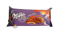 Печенье Milka Choco Jaffa Малина 147г