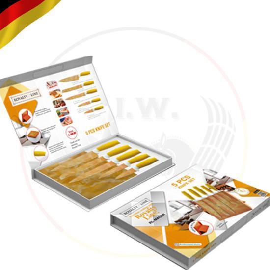 Набор ножей Royalty Line 6pcs (RL-MAG5M-YE), Швейцария