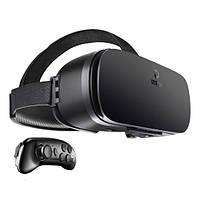 Очки виртуальной реальности 3D DESTEK V4 VR 103 ° FOV с Bluetooth-пультом